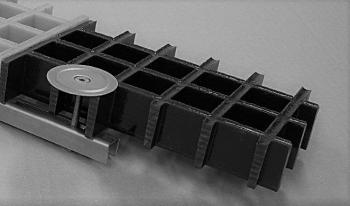 1000 mm x 3000 mm x 38 mm – konkav